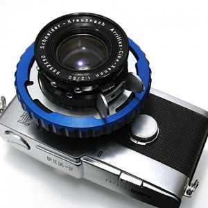 ARRI 35mm オリンパスPEN-F
