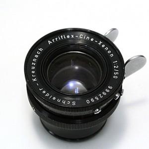 Schneider-Kreuznach Arriflex-Cine-Xenon 50mmf2.0