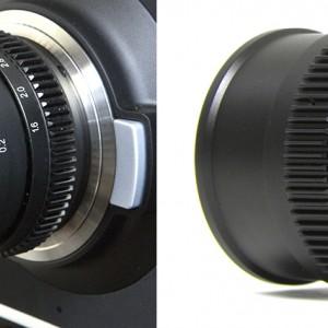 SLR Magic 17mm T1.6 Cine Lens
