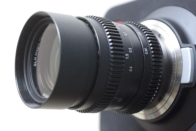 SLR Magic 25mm T0.95 Hyperprime Cine Lens