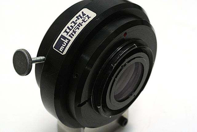 写真8 レンズユニットにはネジが切ってあり、閉め込んだりゆるめたりすることでレンズとセンサー間の微調整が効く