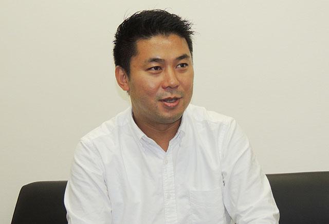 今回お話を伺ったNHK 放送技術局 報道技術センター 中継部濱田信之氏