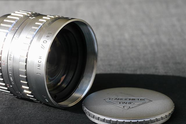 写真1 アンジェニュー25mm F0.95