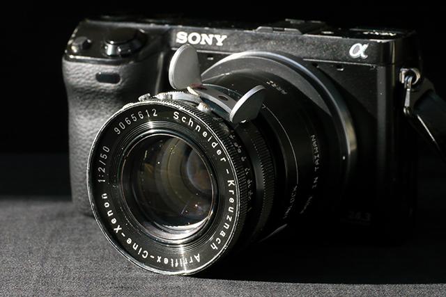 写真4 ソニーNEX-7