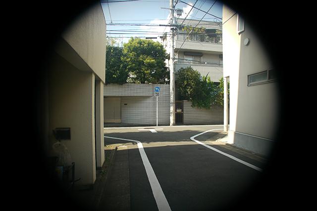 写真10 シネゴン 10mm F1.8[No.10113638]をF2.8で撮影
