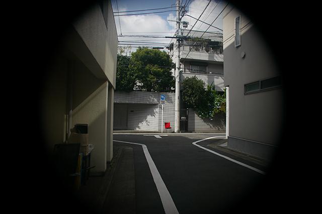 写真12 シネゴン 10mm F1.8[No.10113638]をF5.6で撮影