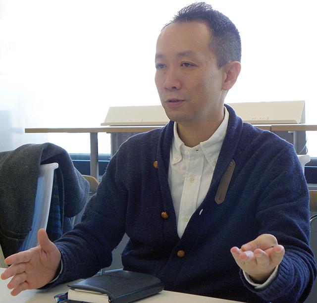 技術センター映像制作部 専任副部長 溝口 健志 氏