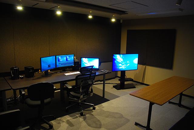 写真3 オフラインルーム