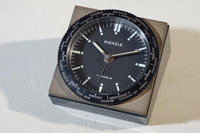 写真2 キンツレの目覚まし時計