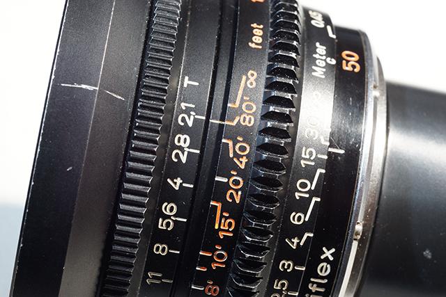 写真13 ギアと距離表示