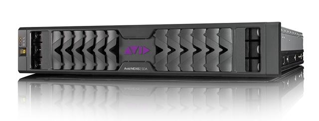 Systems Director Appliance(2Uサイズ)。追加することで拡張性が格段にアップ。NEXIS|E5の運用には必須
