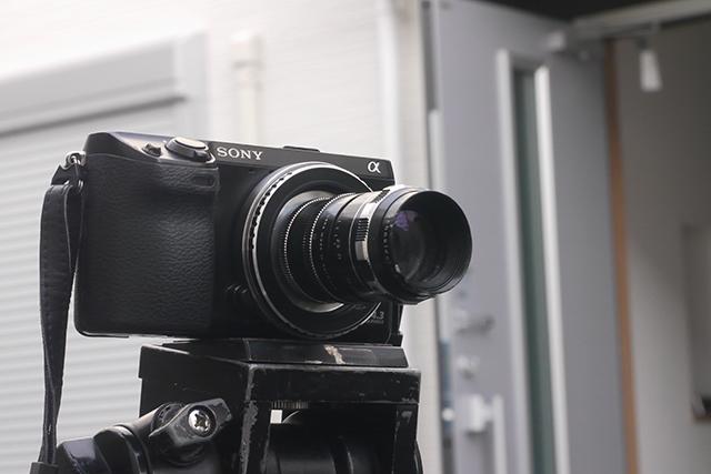 シュナイダー シネクセノン50mm F2[No.11346869]、絞り羽根6枚、Cマウント(16mm用)