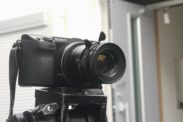 クック スピードパンクロ50mm F2[No.752633]、絞り羽根12枚、アリマウント(35mmスタンダード用)