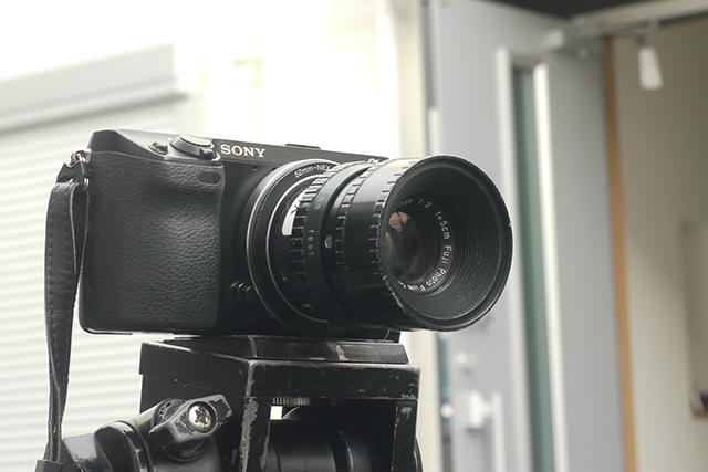 フジ シネフジノン50mm F2[No.570061]、絞り羽根10枚、アイモマウント(35mmスタンダード用)