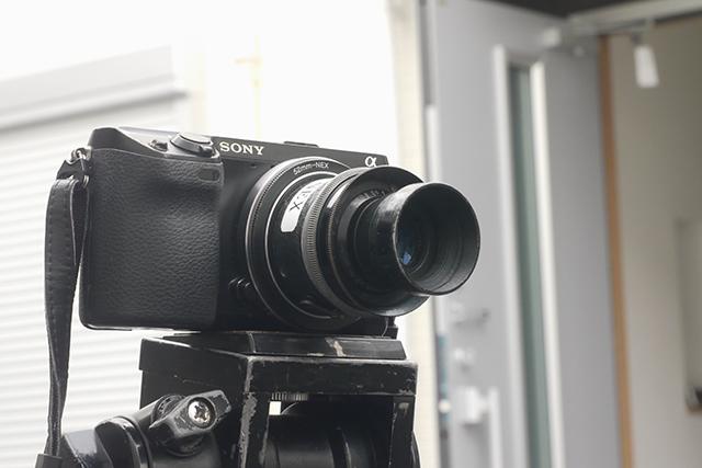 クック シネマレンズ47mm F2.5[No.199116]、絞り羽根6枚、アイモマウント(35mmスタンダード用)